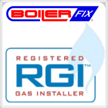 Boiler Fix Ltd., Dublin are Registered Gas Installers - Ireland (RGII)