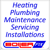 Heating, Plumbing, Servicing, Maintenance, Installations - all boiler, heating and plumbing services from Boiler Fix, North Dublin, Ireland